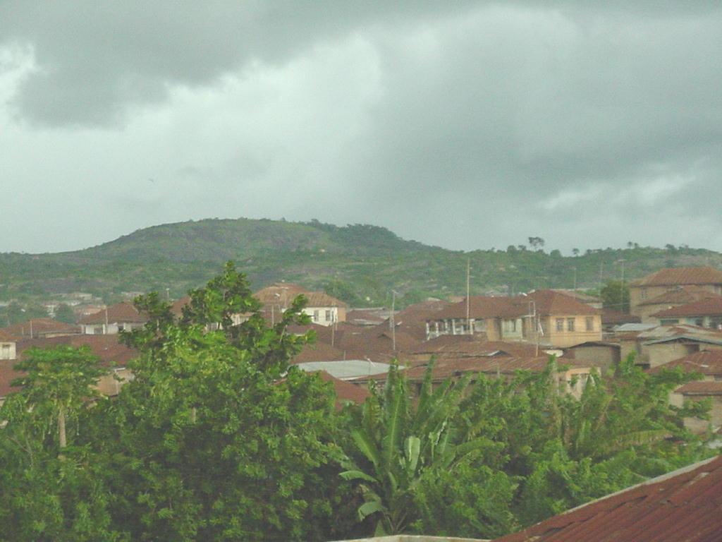 Iragbiji nigeria City cloudysky jpg